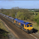 08.24 Drax-Tyne Coal Terminal empties at Billingham